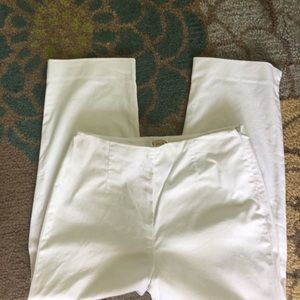 Pants - Talbots crop pants